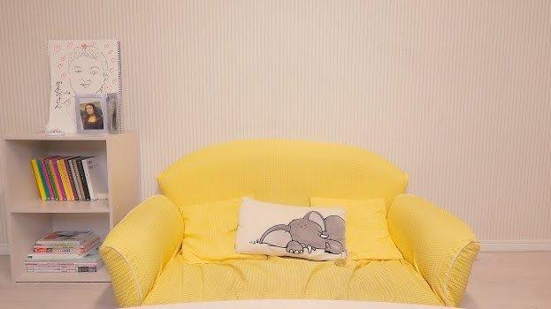 パオパオチャンネルのこのソファがどこのものか知りたいです。