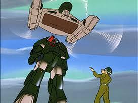ロボットアニメ「太陽の牙ダグラム」 CBアーマーは元々地球での戦争、紛争のために開発されたんですか? デロイア星を植民地化した後、地球連邦政府がせいぜい装甲車と歩兵しか戦力がなかったデロイア星のゲリラ制圧にCBアーマーを投入したのは流石にオーバーキルなので。