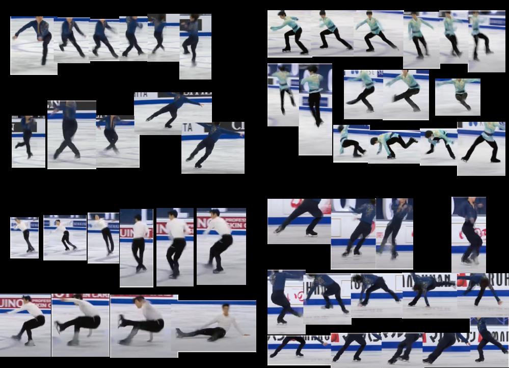 2021ワールドの採点ですが フィギュアスケートのジャンプは○○回転といわれるように その回転数に応じてその基礎点が決まります。 3Lzの基礎点は5.9 GOE係数が0.59でGOEが+5=満点...