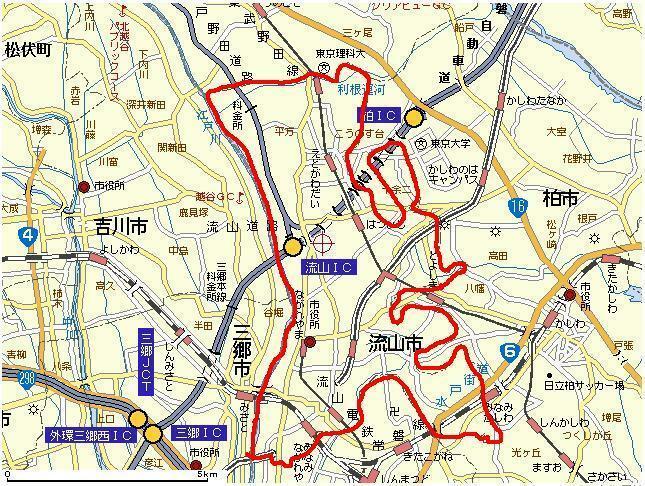 千葉県流山市は松戸市・柏市・野田市より「マイナー」ですか? 常磐自動車道のICが開通した時「リュウザン」と誤読していたことがあります。