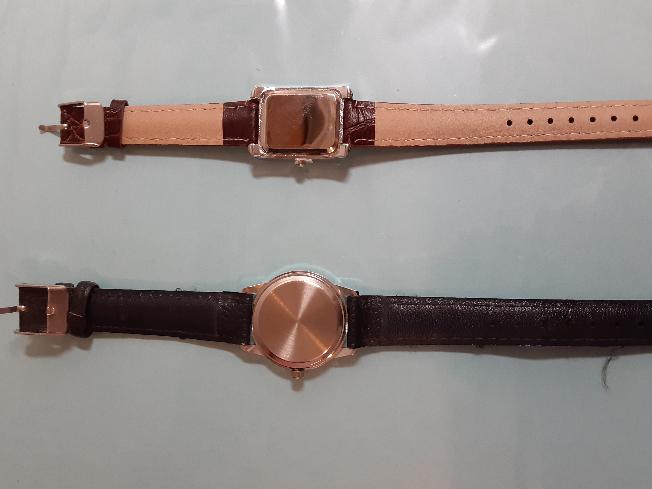 こちらの腕時計は電池交換はできないのですか??ちなみに何かの付録でついていましたので安物と思われます。