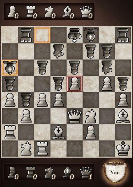 【チェス】 初心者です。この盤面どうしたらいいですか?
