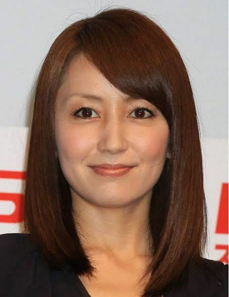 女優の矢田亜希子さん 40代になっても綺麗ですか?