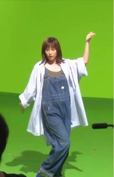 本田翼さんが宮崎辛麺のCMで着られている衣装がどこのものか知りたいです。