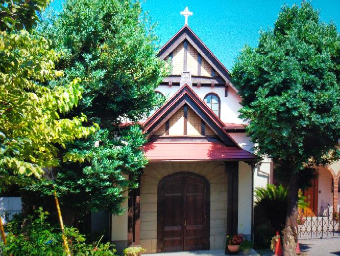 この教会は何という教会ですか?