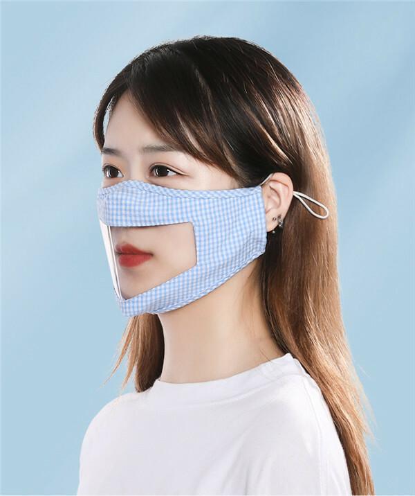 こういう割引制度はどうでしょうか? 女子限定で、「透明マスクを着用していれば半額分の割引にする」というものです。 まずは、飲食店の分野でこれを浸透させておくことにします。 であれば、外食チェーンの店舗にて透明マスクの販売を展開するのがいいでしょうが…。 女子たる者、口元を透けて見させるのが筋というものです。