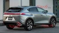 最近のレクサスの新型車は一文字テールばかりなのですか、かっこ悪くないですか? UX,IS、今度出るNX,新型ハリアー ダサすぎるよ、