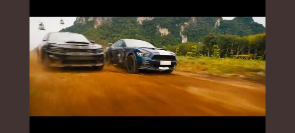ワイスピ9 / Fast&Furious9 4/14に公開されたトレーラーに登場する この車何という車でしょうか?
