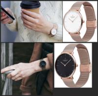 腕時計のダイアルカラー、ブラックかホワイトで悩んでいます。プレゼント用です。 どちらも持っている男性に質問なのですが、使用頻度はどちらの方が高いですか? また、それぞれどのような場面・ファッションと合わせているかなども教えていただきたいです。  ちなみに今検討しているものは  ブランド:nordgreen  モデル:Native  ケース:ローズゴールド  ストラップ:メッシュ/ローズゴール...
