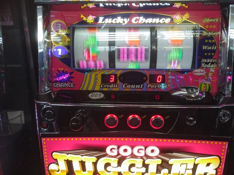 このジャグラー(画像)はコイン持ちが良くないジャグラーなんですか?(´Д`)