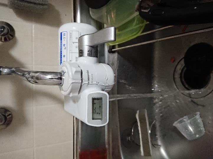 パナソニックの浄水器を買ったのですが、水漏れしてしまいます。どうしたら良いですか。