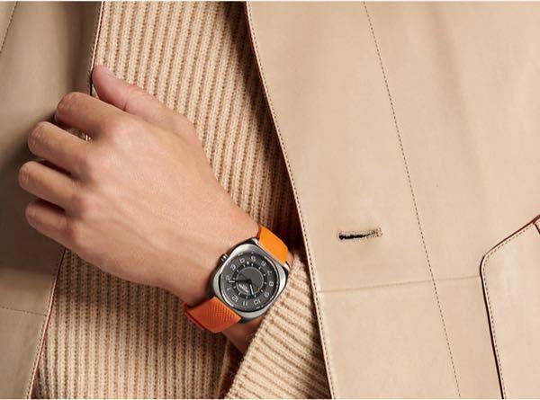 エルメスの新作メンズ腕時計、H08ですが、デザイン的にどう思いますか?