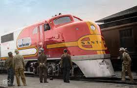 電気式ディーゼル機関車って発電機つきのディーゼル機関車❓