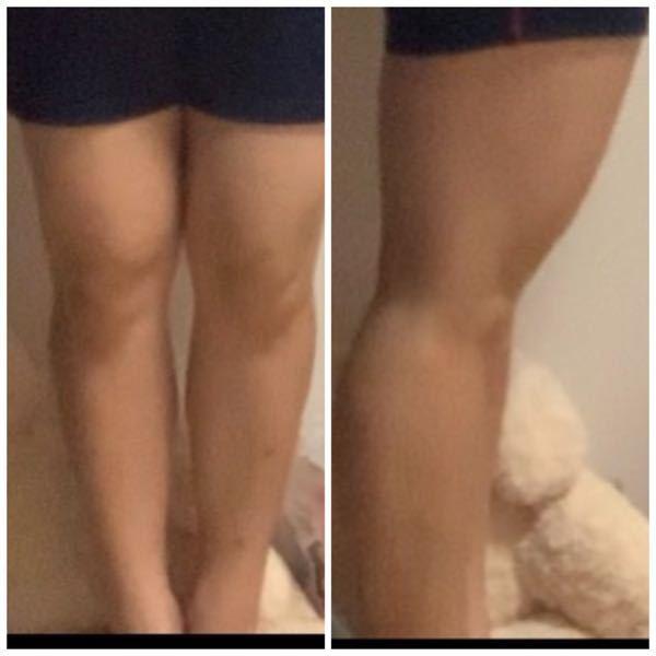 色々な脚やせ方法をしてもなかなか太ももの前側とふくらはぎが痩せてくれません。運動をするとふくらはぎはパンパンになって固くなります。自転車通学をしていてもすぐにかたくなってしまいます。自分の足の体...