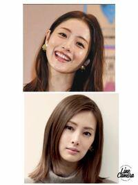 石原さとみ、北川景子は共に1986年生まれの34歳です。どちらが魅力的ですか?どちらが好きですか?