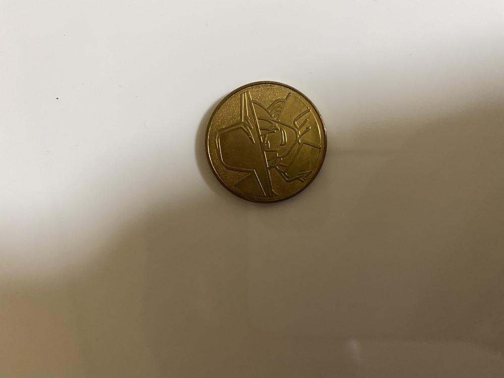 このコインわかる方いますか? 教えていただけると幸いです。