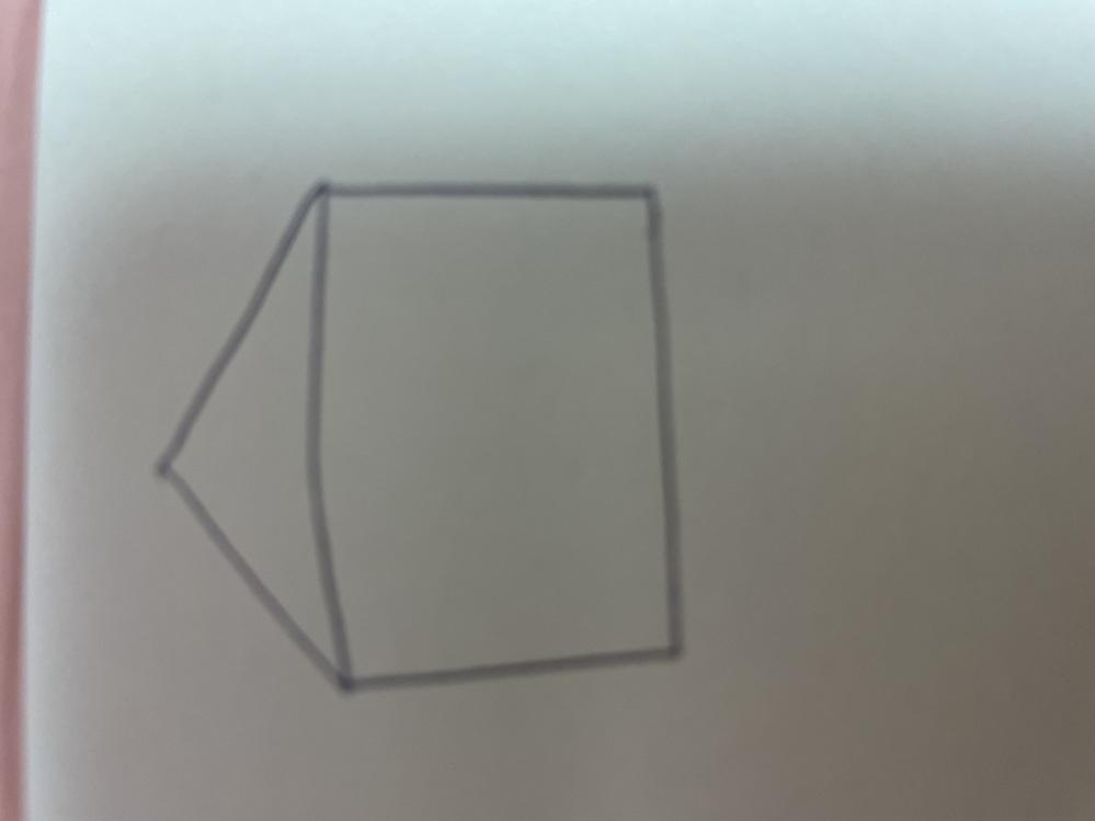 一筆書きは何通りあるかという問題で答えが12通りなのですが分からないので教えてください!