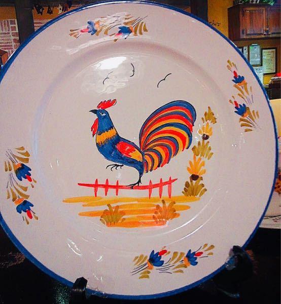 この柄の皿を探しているのですが、知っていたら教えて欲しいです!れ
