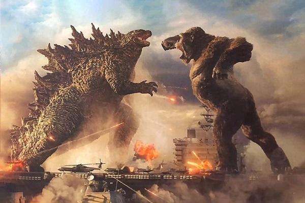 「Godzilla vs. Kong」観に行きますか? 期待度は何%ありますか?