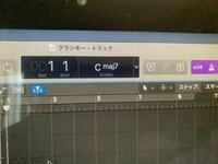 写真はlogic Proなのですが、studio one primeにこの様なMIDIキーボードで弾いているコードを表示する機能はありますか?
