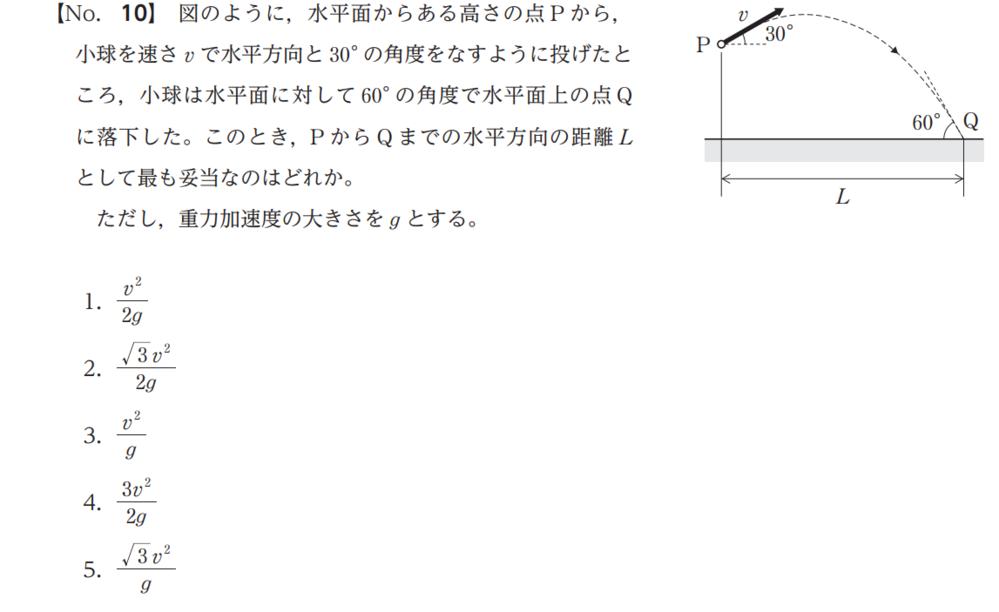 高校生の物理「力学」の以下問題がわかりません。途中計算や考え方を含めて教えてくださると助かります。