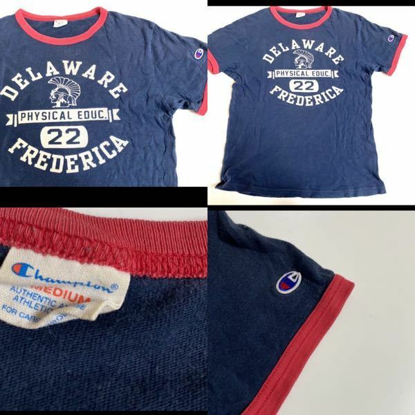 こちらのchampionのTシャツは何年代ごろの物ですか?