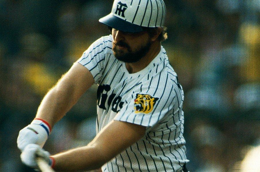 1985年と1986年のランディ・バースは 凄かったと聞きますが 1987年の成績も凄いですね? 打率 320 本塁打 37本 打点 79