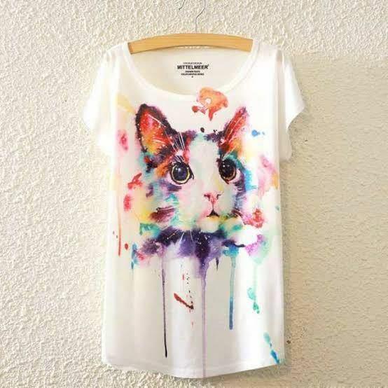 このTシャツってお洒落だと思いますか?