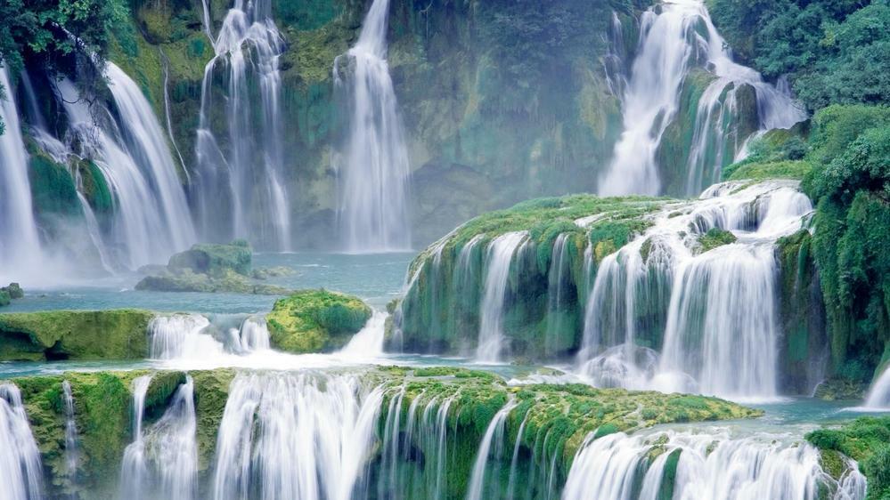 この滝はなんてモノでしょうか?