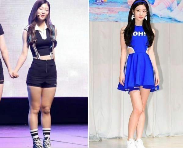 この韓国アイドルの名前を教えて下さい!