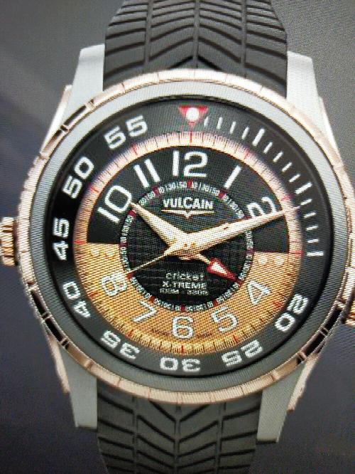 この腕時計は何という腕時計ですか?