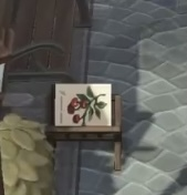 あつもりYouTube動画で、はるちいさんの使っている木の実?のマイデザインのIDを探しています。