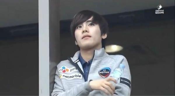 韓国でゲーマーをしている方らしいんですが、名前わかる方いますか?