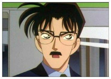 名探偵コナンの黒幕のボスは・・・ この人じゃない?➡工藤優作