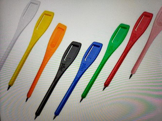この筆記用具は何と言いますか?