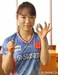 伊藤美誠さんは好きなほうですか?