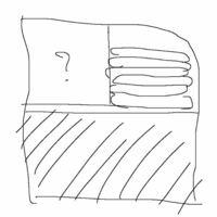 押し入れの片側を衣類収納にしたいのですが、結構奥行きがあるので、どう有効に使おうか考えています。 あまり着ない服を押し入れ用ボックスに入れる目的ではなく、毎日着る服をここから取り出す用に使いたいです。 アイデアを教えてください!
