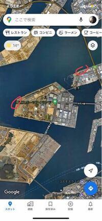 淀川左岸のこの部分は釣り可能でしょうか? それと青物など狙えるほどの水深はありますでしょうか?