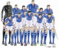 「キャプテン翼」を読んでみると、 12~14頭身の選手が主流ですが、 実際、こういう体型のサッカー選手はいますか?