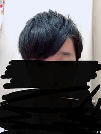 この髪型は変ですか?