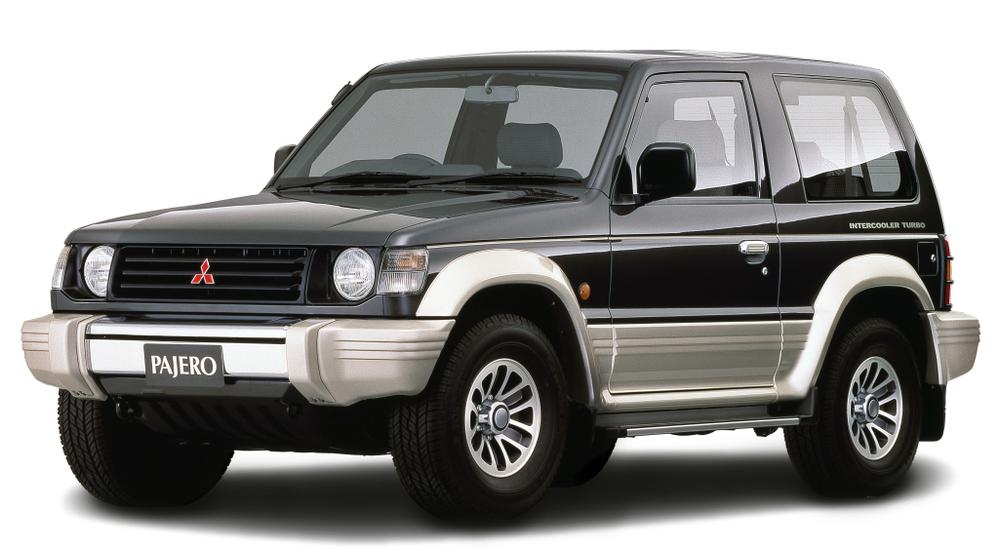 三菱で一番有名な車ってパジェロですか?