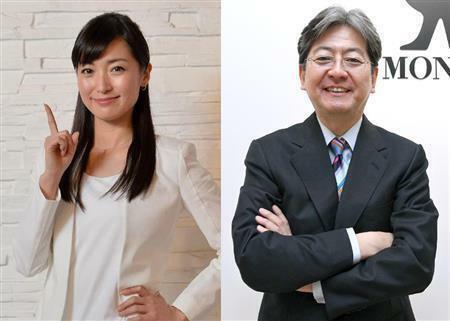 テレビ東京のニュースキャスター大江麻理子さんは、実業家の松本大さんの妻ですが、業務上「大江」姓を名乗っているのですか? それとも、夫の松本大さんが業務上「松本」姓を名乗っているのですか?日本の法律では戸籍上の夫婦別姓は認められていませんが、お二人はどちらの姓を本名にしているのですか?内縁関係なのですか?