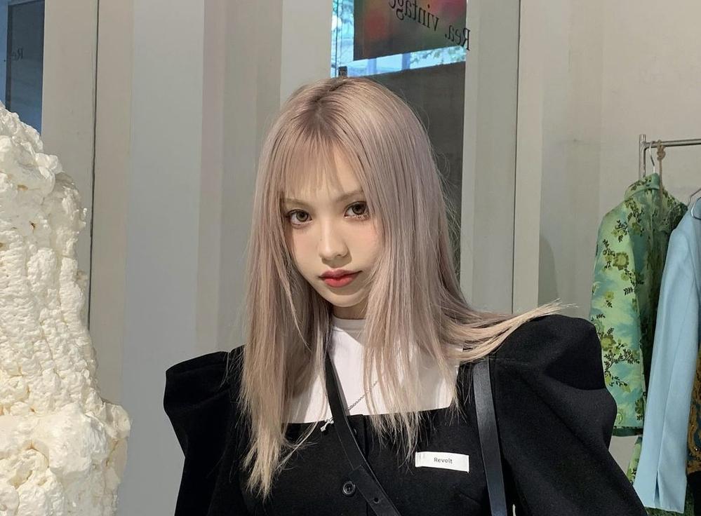 この髪色なんていいますか?