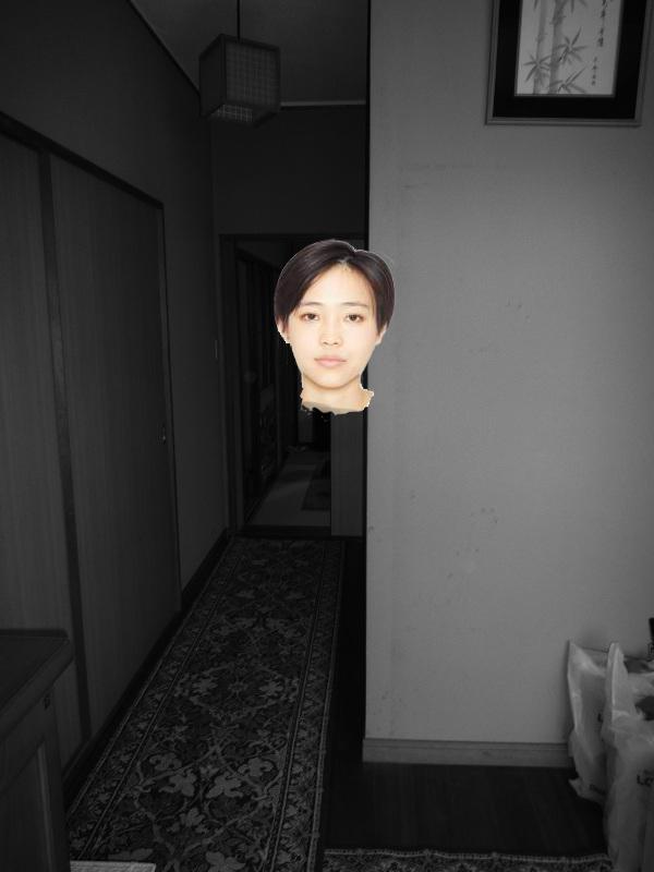 暗い部屋で、顔だけが移動してくる夢見たことありますか?