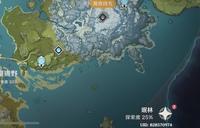 原神についてです。 原神のワールドマップを開くと画面右下に現在地の名前と原石のマークが出てくるのですが、原石のマークに赤い!が付いていてどうしても取れません…押してもテイワットとしか出てこず困っています。こういうものなのでしょうか?