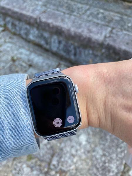 Apple Watch で写真撮影ができません。iPhoneと同期しているのですが、画面が真っ黒でカメラが向いている方向の映像が映りません。アプリを落としても再起動しても映りません。ズームインや...