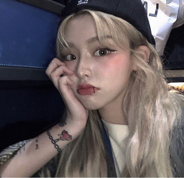 この子のInstagramを教えて欲しいです。 韓国 オルチャン Instagram インスタ