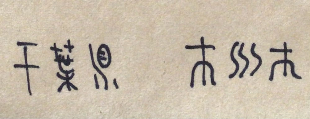 この文字って何か呼び名はありますか? こういう字を書けるようになりたいのです。 まるで象形文字からの進化の途中のような形です。 ちなみに「千葉県市川市」と書かれています。 . 検索用→書道、習字、ペン習字