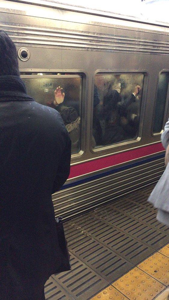 電車って本当にコロナ感染は大丈夫なんですか?