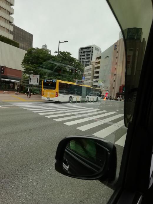 福岡ですが 2連バスって、他の県走ってますか?